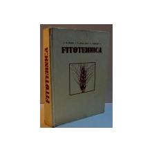 FITOTEHNICA de GH. BILTEANU , VL. IONESCU SISESTI , C. BARBULESCU , 1972