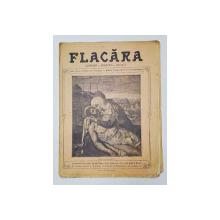 FLACARA  LITERARA , ARTISTICA , SOCIALA , REVISTA , ANUL I , NR. 23  ,  24 MARTIE   , 1912