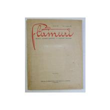 FLAMURI , REVISTA LITERARA - ARTISTICA A LICEELOR MILITARE , ANUL III , NUMARUL 2 , APRILIE , 1937