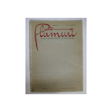 FLAMURI - REVISTA LITERARA - ARTISTICA A LICEELOR MILITARE , ANUL VI , NR. 2 - APRILIE 1940
