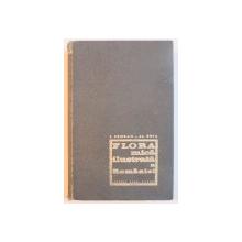 FLORA MICA ILUSTRATA A ROMANIEI de I. PRODAN , AL. BUIA , EDITIA A V A , 1966
