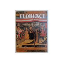 FLORENCE - ENTIEREMENT ILLUSTRE EN COULEUR par MARIO MARTINI