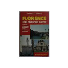 FLORENCE  - GUIDE TOURISTIQUE ILLUSTRE par MARINELLA CANESI , 1986