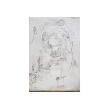 Florin Puca, Autoportret (Visul)