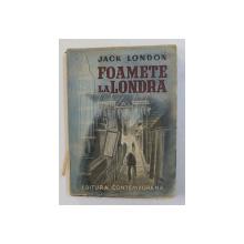 FOAMETE LA LONDRA de JACK LONDON , 1942