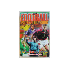 FOOTBALL FACT and QUIZ BOOK , compiled by PAUL DREW , 2000