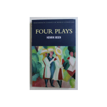 FOR PLAYS by HENRIK IBSEN - PEER GYNT , A DOLL ' S HOUSE , HEDDA GABLER , TYHE MASTERS BUILDER , 2014