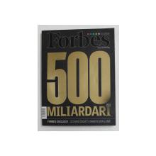 FORBES 500 MILIARDARI , OCTOMBRIE , 2011