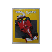 FORMULA 1 YEARBOOK , foreword by JEAN TODT , 2000 - 2001