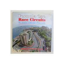 FORMULA ONE , RACE CIRCUITS , THE CHANGING ARCHITECTURE OF RACE TRACKS , 2008