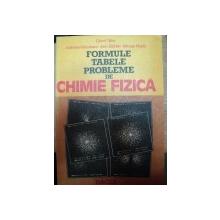 FORMULE,TABELE,PROBLEME DE CHIMIE FIZICA-VALERIU VOICULESCU,GAVRIL NIAC,MIRCEA PREDA,ION BALDEA,1984
