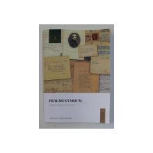FRAGMENTARIUM - DOCUMENTE SI MARTURII , CATALOG DE LICITATIE , CASA HISTORIC , 22. 07. 2020