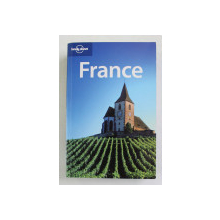 FRANCE - THE LONELY PLANET GUIDE by NICOLA WILLIAMS ...MILES RODDIS , 2009