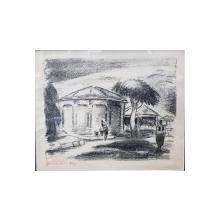Francisc Sirato (1877-1953) - Litografie