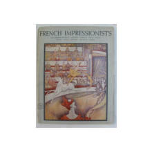 FRENCH IMPRESSIONISTS , text by HERMAN J. WECHSLER , 1952
