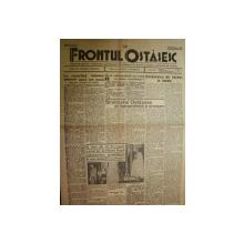 FRONTUL OSTASESC, FOAIE DE ORIENTARE BILUNARA, ANUL II, NR 1,  5-15 MARTIE 1938