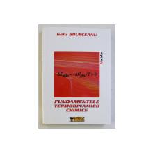 FUNDAMENTELE TERMODINAMICII CHIMICE de GELU BOURCEANU , 2009