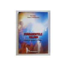 FUNDAMENTELE VALORII - ARHETIPURI ALE SPIRITULUI ROMANESC ED. a - II - a REVAZUTA SI ADAUGITA de VICTOR ISAC , TRAIAN D. STANCIULESCU , 2006  DEDICATIE*
