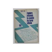 FUNDARE EFICIENTA IN CONDITII DE TEREN DIFICILE de VLADIMIR D. DIANU si FEVRONIA N. DIANU , 1992