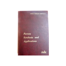 FURANS SYNTTHESIS AND APPLICATIONS by ALEC WILLIAMS , 1973