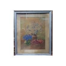 G. Stubner - Cirese si flori
