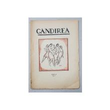 GANDIREA , ANUL II , NR. 7 , 5 NOIEMBRIE 1922