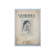 GANDIREA , ANUL II , NR. 9 , 5 DECEMBRIE 1922