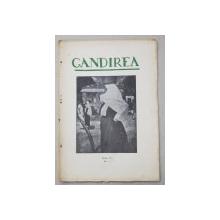 GANDIREA , ANUL VI , NR. 3 , APRILIE 1926