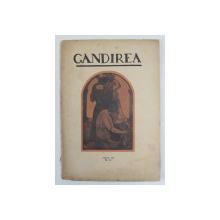 GANDIREA , REVISTA , ANUL  III  , NR. 14 , APRILIE , 1924