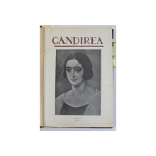 GANDIREA , REVISTA , ANUL VI , COLEGAT DE 9 NUMERE , 1926