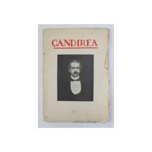 GANDIREA , REVISTA , ANUL  X   , NR. 10  , OCTOMBRIE , 1930