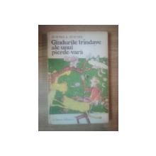 GANDURILE TRANDAVE ALE UNUI PIERDE-VARA de JEROME K. JEROME , 1980