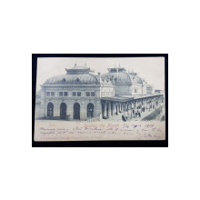 Gara, Salutari din Ploesti - CP Clasica