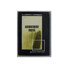 GASTROENTEROLOGIE PRACTICA de LEONARD D. DOMNISORU , 1993