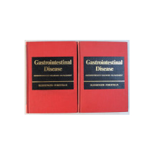 GASTROINTESTINAL DISEASE by SLEISENGER and FORDTRAN , VOL. I - II , 1978