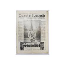 ' GAZETA ILUSTRATA ' , REVISTA , ANUL III , NR. 12 , 1 MARTIE 1914