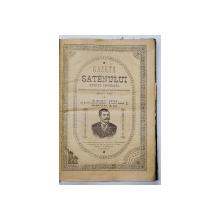 GAZETA SATEANULUI, FOAIA CUNOSTINTELOR TREBUINCIOASE POPORULUI, ANUL VII, FEBRUARIE 1890 - IANUARIE 1891