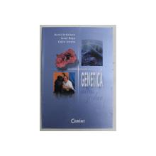 GENETICA , ATLAS SCOLAR de AUREL ARDELEAN ... CALIN ISTRATE , 2002