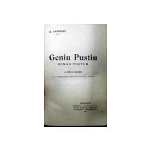 Geniu pustiu M.Eminescu  A doua editie