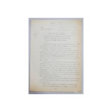 GEO BOGZA  - O DISCUTIE DESPRE AMERICA    - ARTICOL PENTRU ZIAR , DACTILOGRAFIAT , CU CORECTURILE,  MODIFICARILE SI ADAUGIRILE OLOGRAFE ALE AUTORULUI , 1935