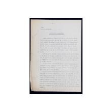 GEO BOGZA  - PROVOCATORII RAZBOIULUI - ARTICOL NETERMINAT,  PENTRU ZIAR , DACTILOGRAFIAT , CU CORECTURILE,  MODIFICARILE SI ADAUGIRILE OLOGRAFE ALE AUTORULUI , 1936