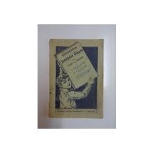 GEOGRAFIA JUDETULUI VLASCA PENTRU CLASA A II-A PRIMARA de I. SANDULESCU, ST. RASUCEANU  1938
