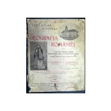 GEOGRAFIA ROMANIEI- C. TEODORESCU SI G. SIMIONESCU
