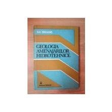 GEOLOGIA AMENAJARILOR HIDROTEHNICE de ION BANCILA , 1989