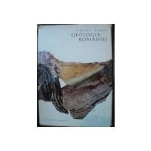 GEOLOGIA ROMANIEI de V. MUTIHAC , L. IONESI