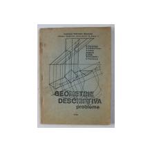 GEOMETRIE DESCRIPTIVA , PROBLEME de T. TACORIAN ... I. NITA , 1982