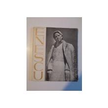 GEORGE ENESCU ON THE 80th ANNIVERSARY OF HIS BIRTHDAY de MIHAIL JORA , 1961