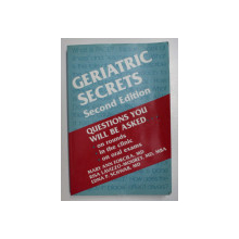 GERIATRIC SECRETS , SECOND EDITION by MARY ANN FORCIEA , RISA LAVIZZO - MOUREY , EDNA P . SCHWAB , 2000