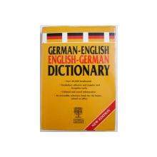 GERMAN - ENGLISH / ENGLISH - GERMAN DICTIONARY - OVER 20000 HEADWORDS , 2000