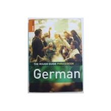 GERMAN - THE ROUGH GUIDE PHRASEBOOK, 2007